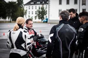 7 freie Plätze /Schräglagen-Training