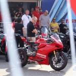 Ducati Rennstreckentraining am Sachsenring - Impressionen